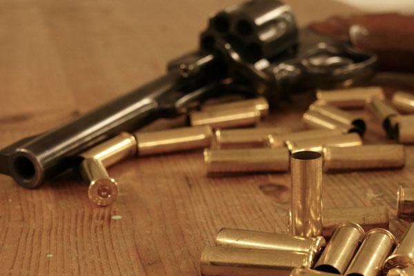 Revolver | Waffensachkunde für Berufswaffenträger nach § 7 in Verbindung mit § 28 Waffengesetz | LEDERER_training bundesweit