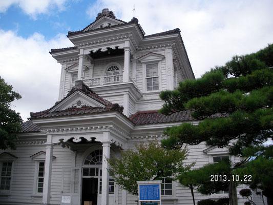 致道博物館 旧鶴岡警察署