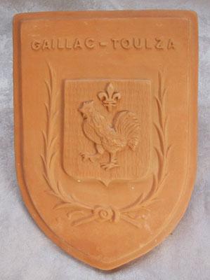 Blason Gaillac Toulza