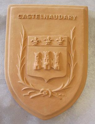 Blason Castelnaudary