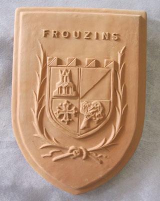 Blason Frouzins