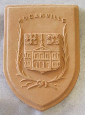 Blason Aucamville