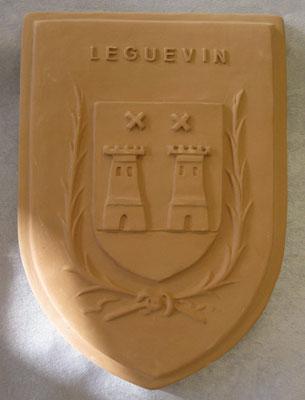 Blason Leguevin