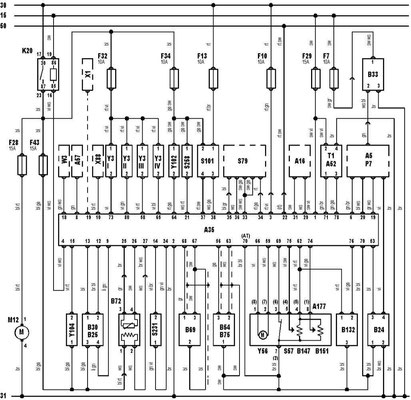 audi a3 electrical wiring diagrams
