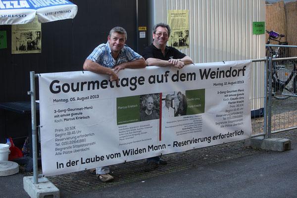 Kirchheimer Weindorf - Rückblick 2013 - 7
