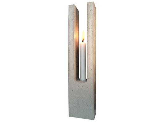TWIN 3 - Kerzenleuchter - 45 x 10 x 10 cm - € 299,-