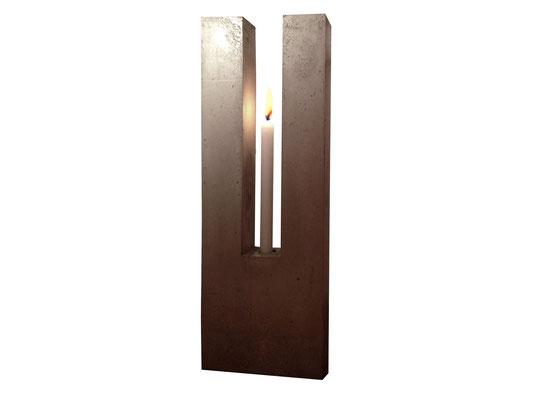 TWIN 2 - Kerzenleuchter - 83 x 29 x 10 cm - € 399,-