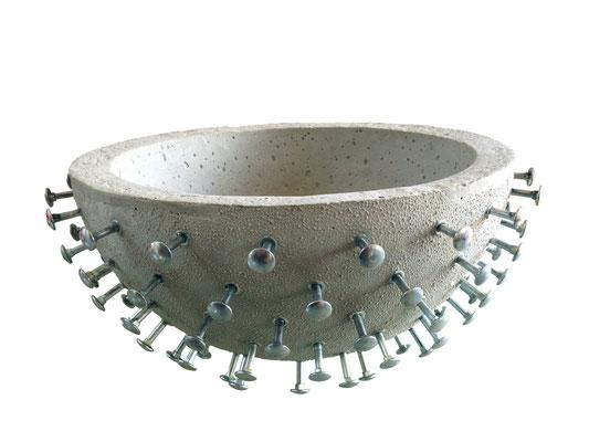 VIRION - Betonschale - 40 x 18 cm - € 449,-