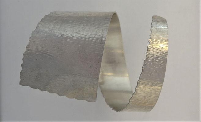 Armspange, Silber 925, Hammerschlag, Fr. 285.-