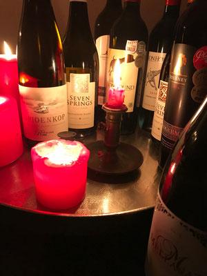 Weihnachten im Weinbunker