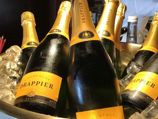 Champagner von Drappier der einzige Nicht-Südafrikaner auf meiner Webseite