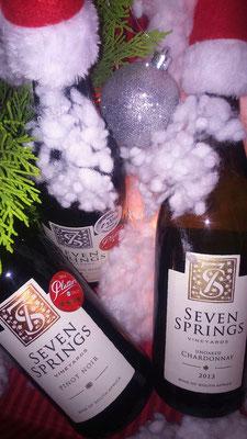 Seven Springs feiert Weihnachten