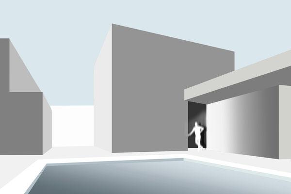 Dimension , Print auf Acryl, 40 x 60 cm
