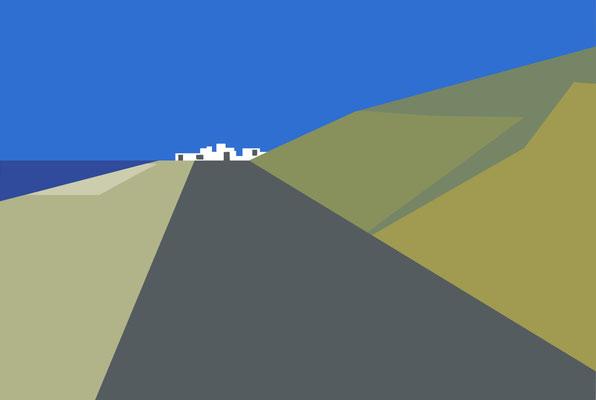 Acryl auf Canvas, 50 x 75 cm