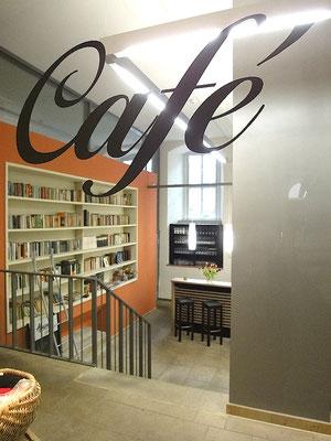 Cafe im Augustinerloster