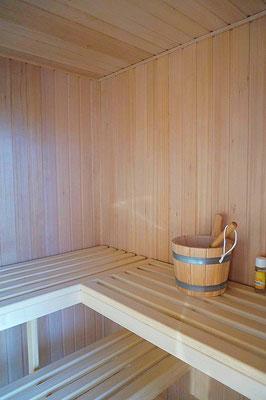 Sauna Hemlock