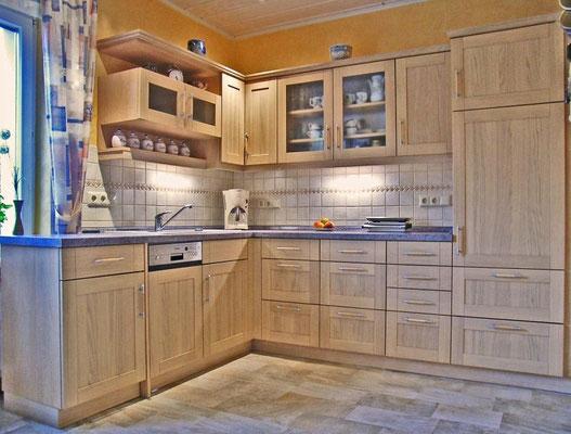 Küche Massivholz