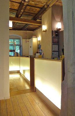 Galerieempfang