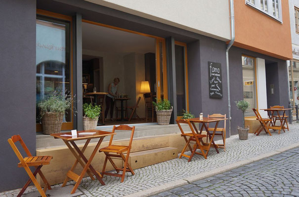 Cafe Fama Weimar