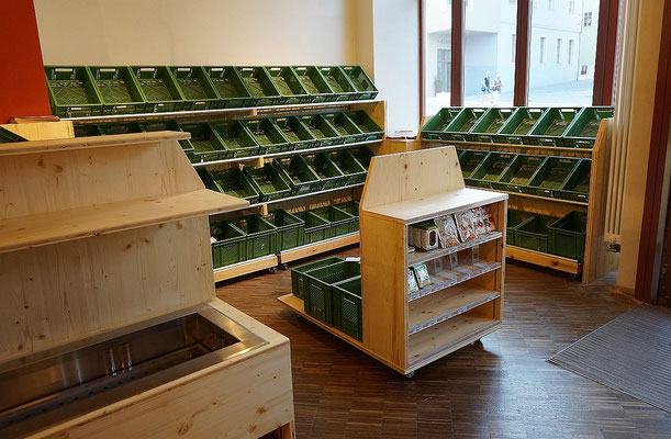 Erzeuger Verbraucher Gemeinschaft Weimar