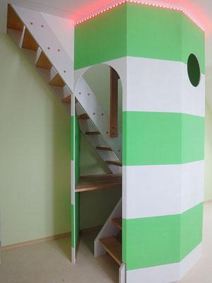 "Kinderzimmer ""Leuchtturm"""
