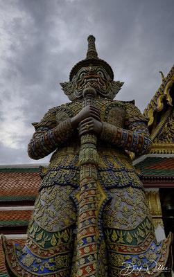 Grand Palace / Wat Phra Kaew (Bangkok, Thailand)