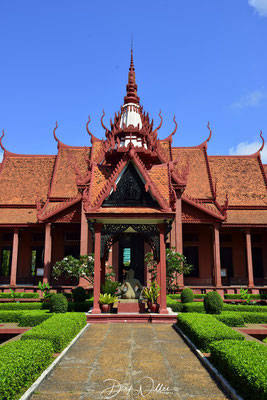 National Museum of Cambodia / Phom Penh