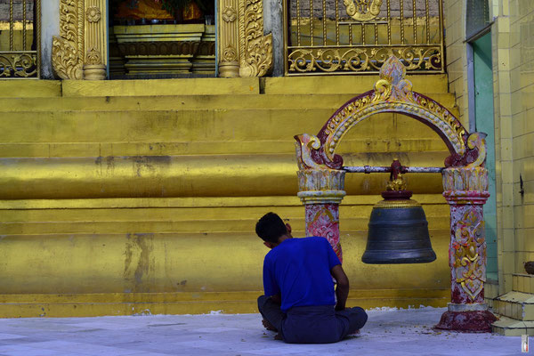 Sule Pagoda [Yangon/Myanmar]