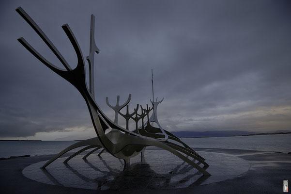 Sólfar - Sun Voyager (Reykjavík, Iceland)