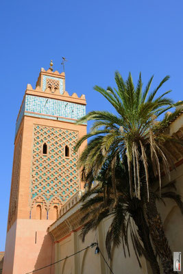 Marrakesh - Kasbah Mosque