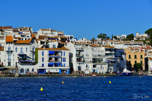 Habour of Cadaques (Catalonia/Spain)