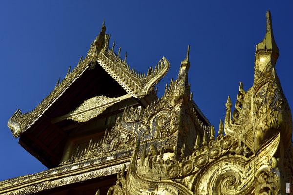 Mandalay Palace  (Königspalast Mandalay)