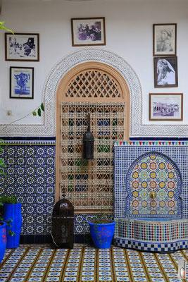 Marrakesh - Ria les couleurs de l'orient