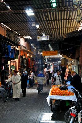 Marrakesh - Souqs