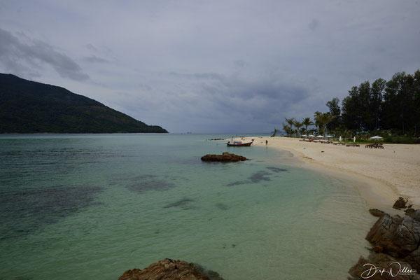 Nortern point beach @Ko Lipe