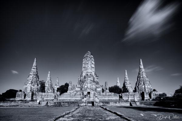 Wat Chai Watthanaram @ Ayuthaya Historical Park [Ayuthaya/Thailand]