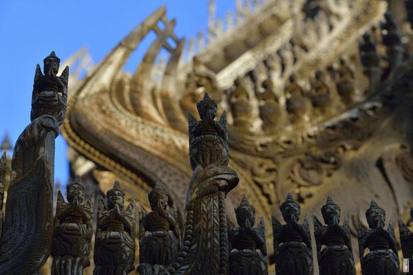 Shwe In Bin Monastry [Mandalay/Myanmar]