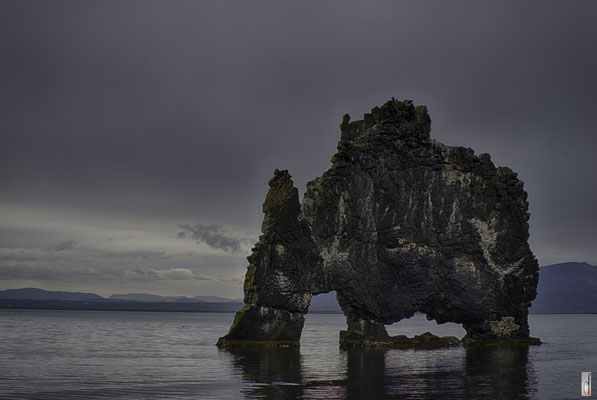 Hvitserkur Rock