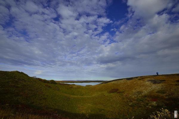 Skútustaðagígar  (Lake Mývatn)