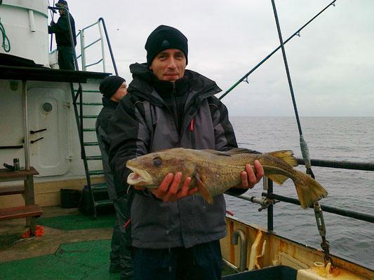 Dorsz 4 kg, Bornholm 2013