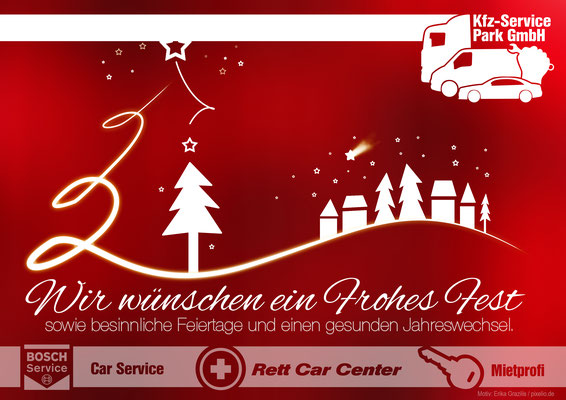 weihnachtsgr e kfz service park ihr kfz dienstleister. Black Bedroom Furniture Sets. Home Design Ideas