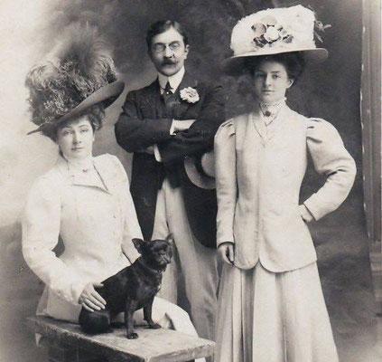 eine Familie 1930