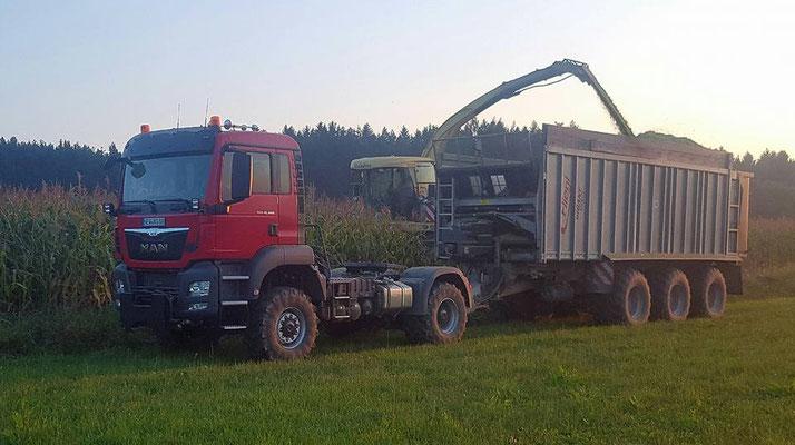 camion allestimento agricolo e per cereali Image