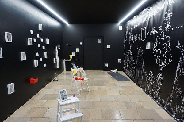 """Ausstellung """"Schau ma amoi"""", Stift Seitenstetten, 2015-2017"""