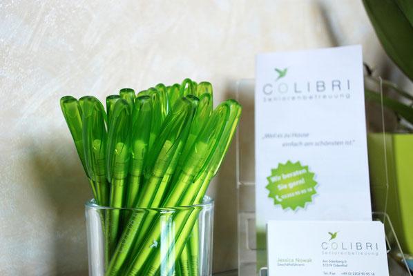 COLIBRI Seniorenbetreuung