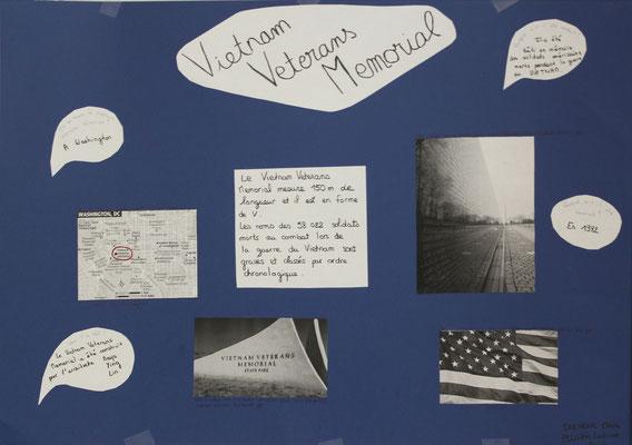 2. Vietnam Veterans Memorial (Mémorial des Vétérans du Vietnam)