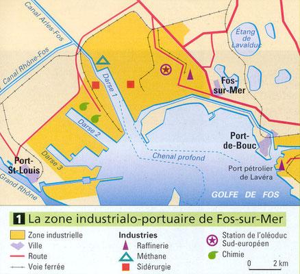 ZIP Fos-sur-mer, France