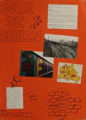 3. Mur de Berlin