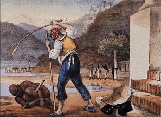 Les mauvais traitements envers les esclaves dans les plantations