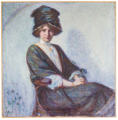 Justine Stockmann-Imfeld (1881-1962). HMO P 0068